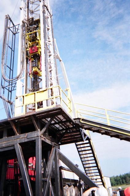 1100hp Top Drive Oil Rig That S Custom Built Oil Leases Amp Rigs