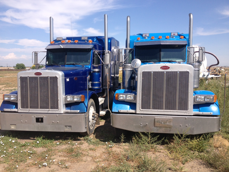 Used Peterbilt Trucks For Sale By Owner >> Peterbilt Trucks For Sale Oil Leases Rigs
